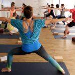 Vinyasa Yoga mit Lisa