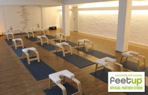 FeetUp Partnerstudio Anjali Yoga Hamburg