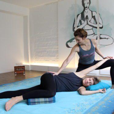 Thai Yoga Massage mit Lisa