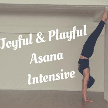 Asana Intensive mit Lisa