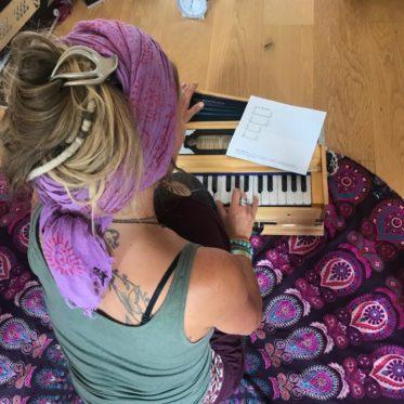 Harmonium Workshop