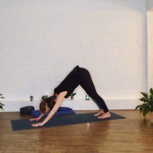 Online Yoga Pilates mit Lisa
