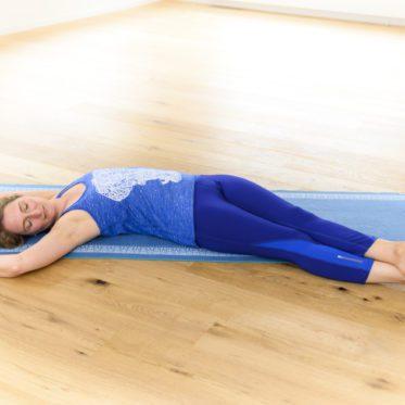 Yin Yoga mit Kirstin