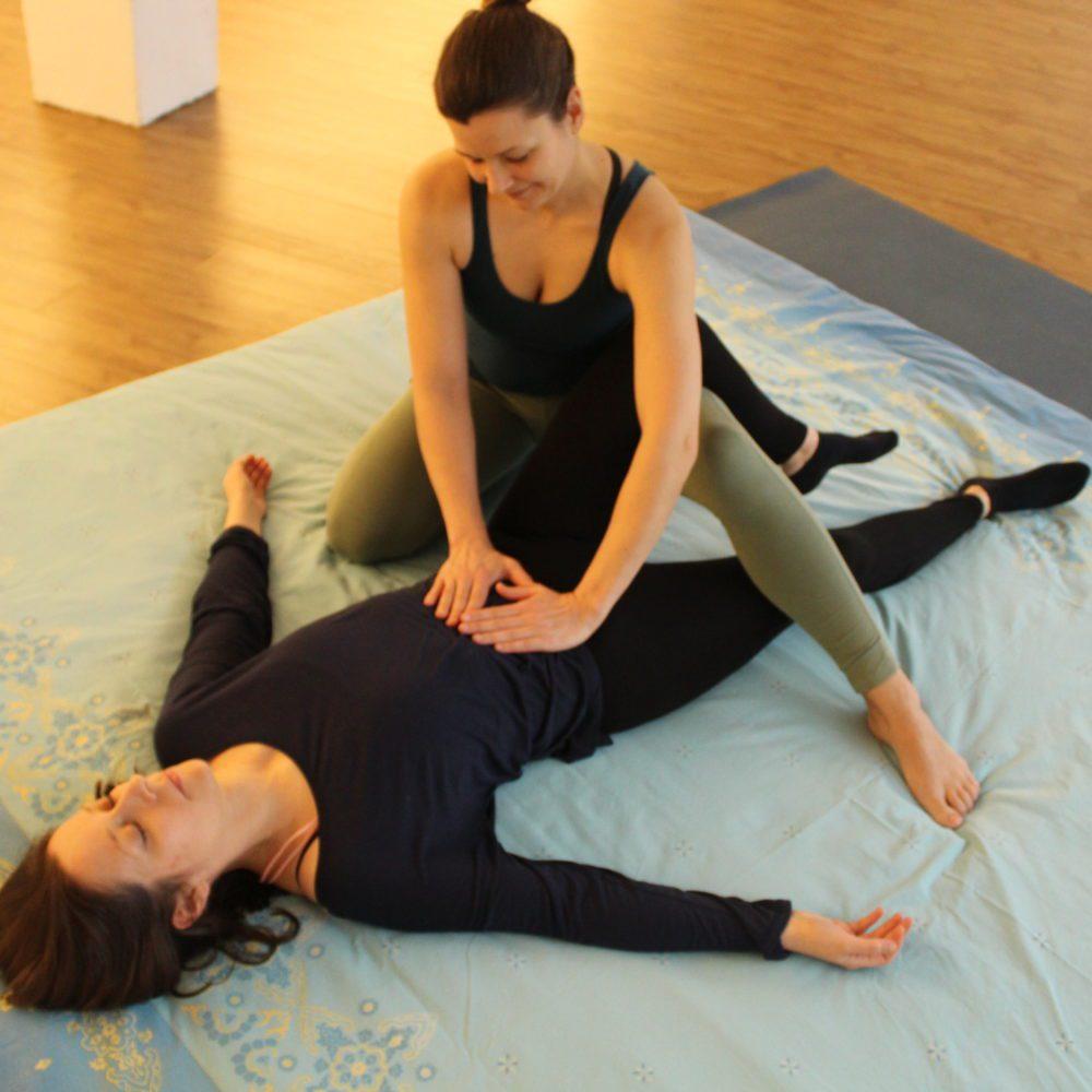 Thai Yoga Massage Grundkurs