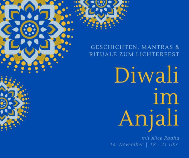 Diwali - Lichterfest