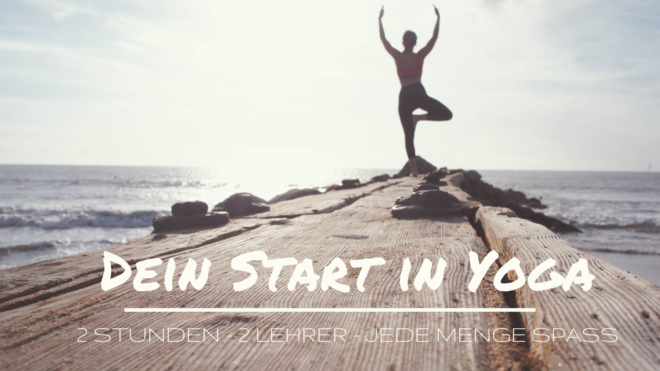 Dein Start in Yoga