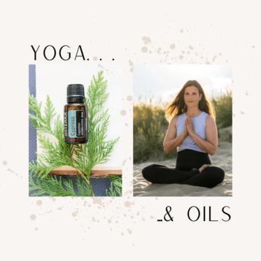 Yoga & oils Kurs