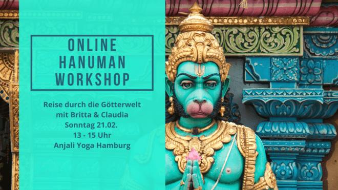 Hanuman Workshop