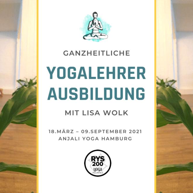 Yogalehrer Ausbildung mit Lisa