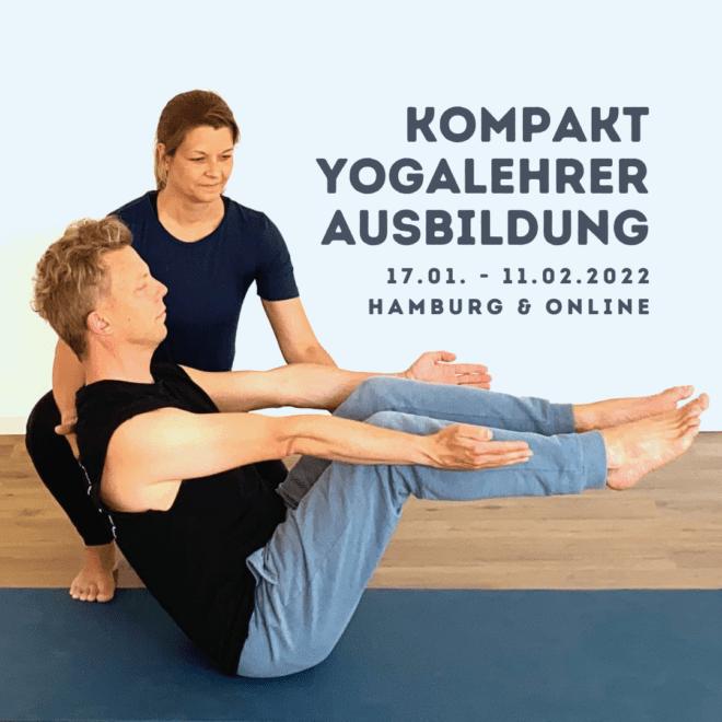 Kompakt Yogalehrer Ausbildung mit Lisa und Jan Wolk