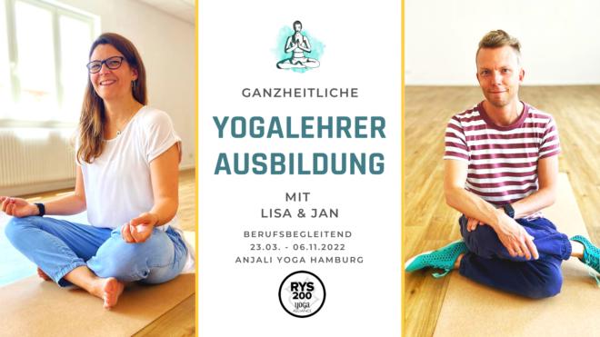 berufsbegleitende Yogalehrer Ausbildung